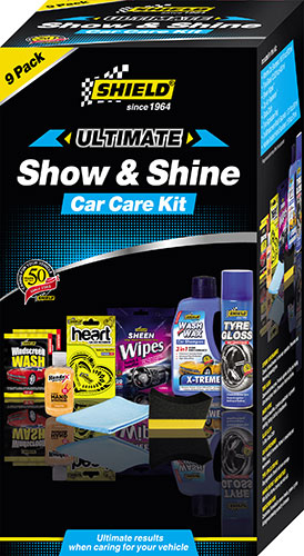 Shield Since 1964 Ultimate Show & Shine Kit