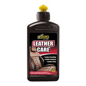Shield Since 1964 Leather Care