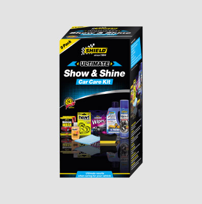 Ultimate Show and Shine Car Care Kit