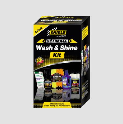 Ultimate Wash & Shine Kit