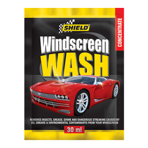 2 x Windscreen Wash Sachets 1.01 fl oz/30ml