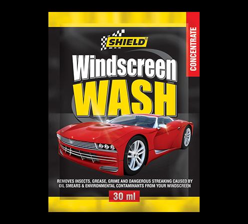 2 x Windscreen Wash Sachets 1.01 fl oz/30ml